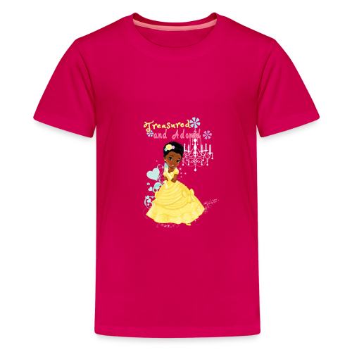 Treasured and Adored - Kids' Premium T-Shirt