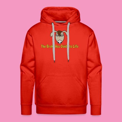 BrokeAss Bloke's - Men's Premium Hoodie