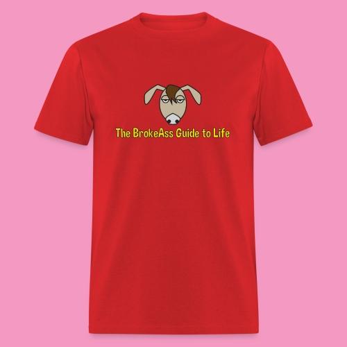 BrokeAss Bloke's - Men's T-Shirt