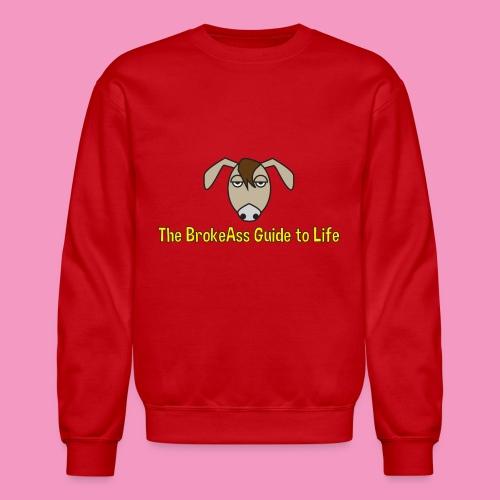 BrokeAss Bloke's - Crewneck Sweatshirt