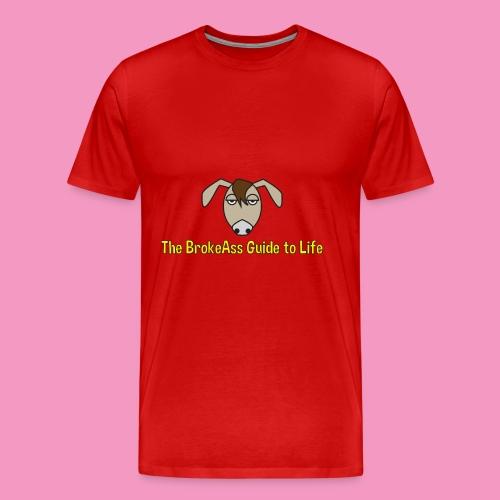 BrokeAss Bloke's - Men's Premium T-Shirt