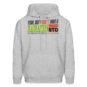 Brotherhood REDACTED - Rad STD - Men's Hoodie