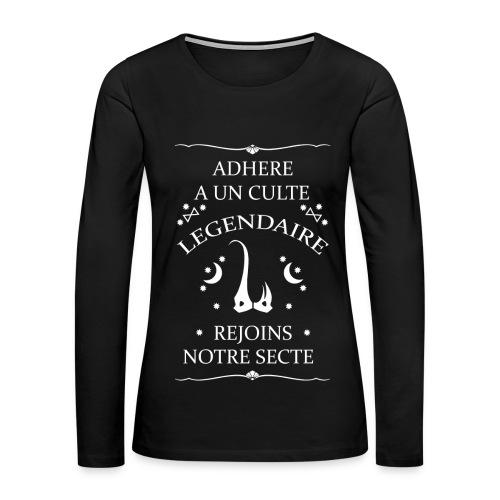 Femme - Women's Premium Long Sleeve T-Shirt