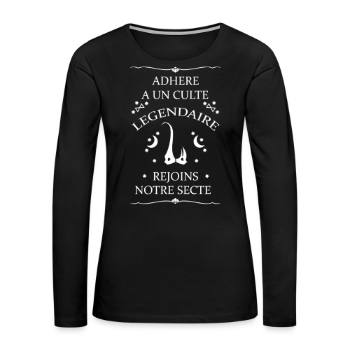 Femme - Women's Premium Long Sleeve T-Shirt