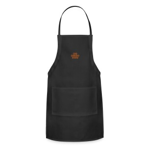 Black Mug - Adjustable Apron