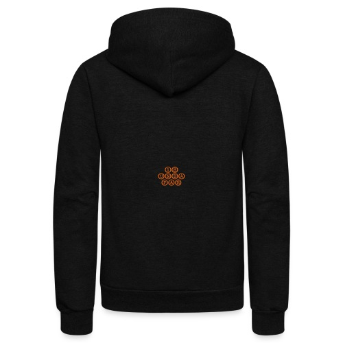 Black Mug - Unisex Fleece Zip Hoodie