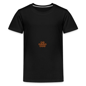 Black Mug - Kids' Premium T-Shirt