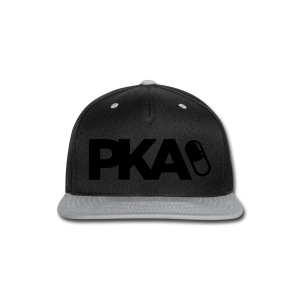 PKA American Apparel Tee - Snap-back Baseball Cap