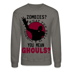 Brotherhood REDACTED - GhoulsZombies - Crewneck Sweatshirt