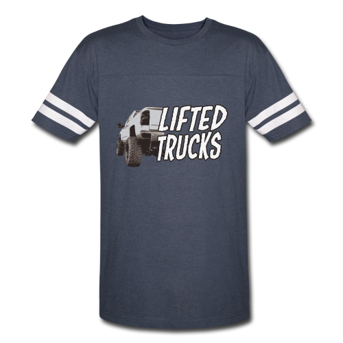 Lifted Trucks - Vintage Sport T-Shirt