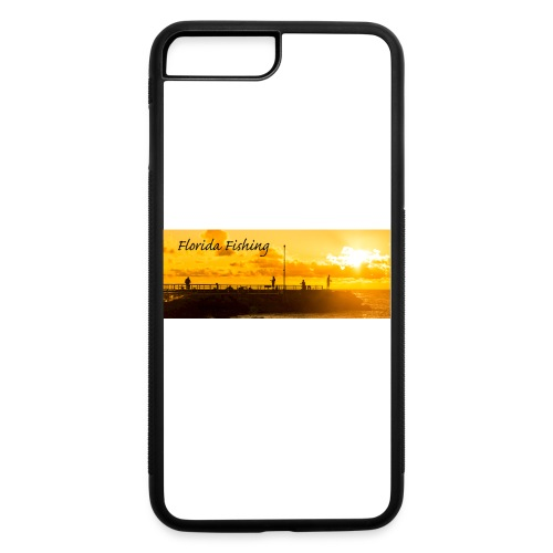 Florida Fishing Mug - iPhone 7 Plus/8 Plus Rubber Case