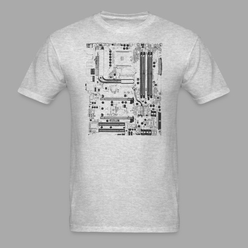 Carte mère - Men's T-Shirt