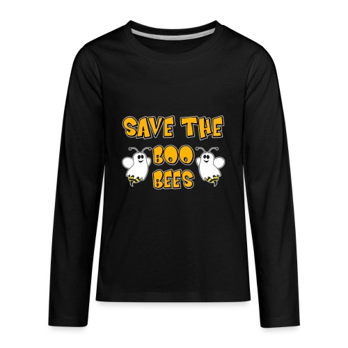 Save the Bees  - Kids' Premium Long Sleeve T-Shirt