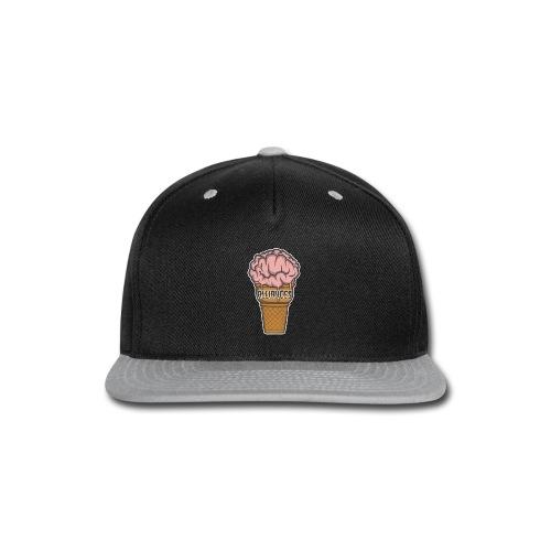 Braincream Womens Tee - Snap-back Baseball Cap