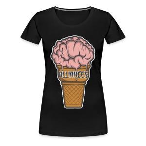 Braincream Womens Tee - Women's Premium T-Shirt