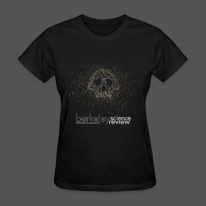 Caves, bones, and genomes - Women's T-Shirt