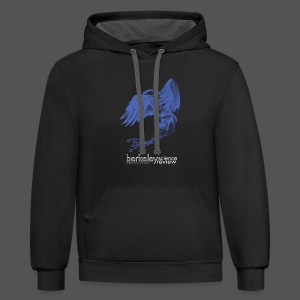 Digital catch and release - Contrast Hoodie