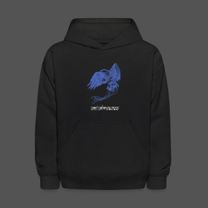 Digital catch and release - Kids' Hoodie