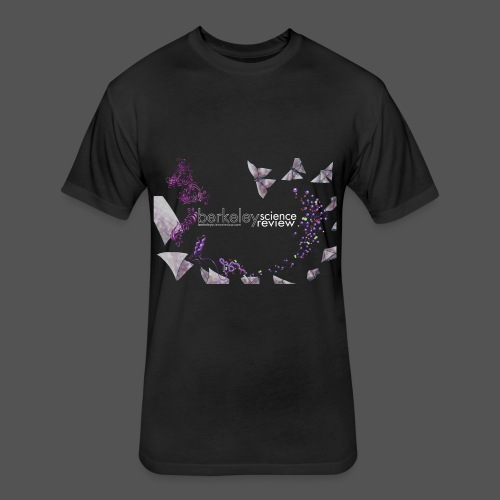 The original origami - Fitted Cotton/Poly T-Shirt by Next Level