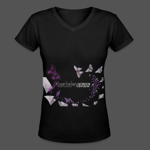 The original origami - Women's V-Neck T-Shirt
