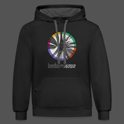 The First Rule of Data Science - Contrast Hoodie