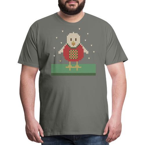 Chicken stitch - Men's Premium T-Shirt