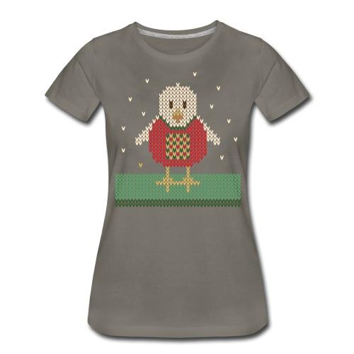 Chicken stitch - Women's Premium T-Shirt