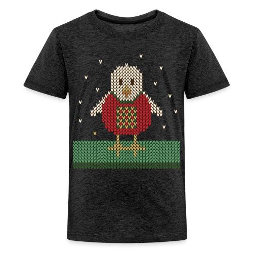 Chicken stitch - Kids' Premium T-Shirt