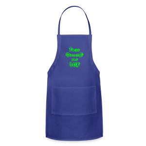 Think Outside The Box - Adjustable Apron