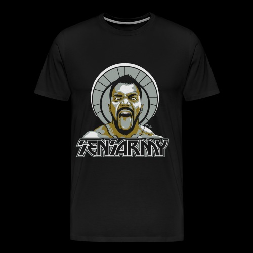 sens army crew - Men's Premium T-Shirt