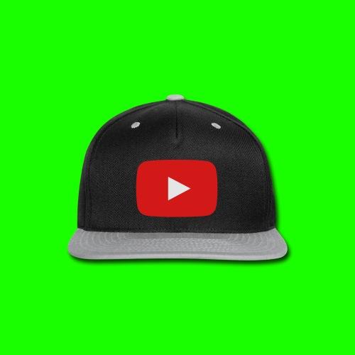 CLoNe YouTube Baseball Hat - Snap-back Baseball Cap