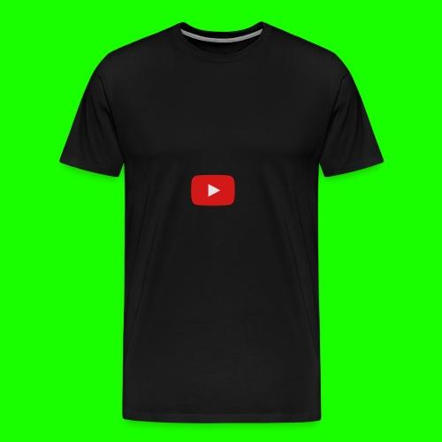 CLoNe YouTube Baseball Hat - Men's Premium T-Shirt