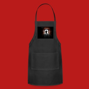 Angry Jeff - Women's t-shirt - Adjustable Apron