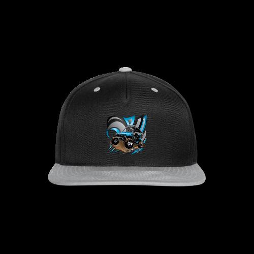 UTV SxS RzR Deco Yamaha Shirt - Snap-back Baseball Cap