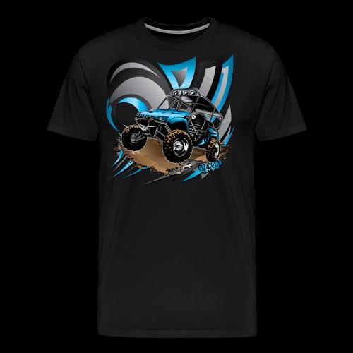 UTV SxS RzR Deco Yamaha Shirt - Men's Premium T-Shirt