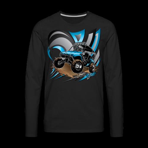 UTV SxS RzR Deco Yamaha Shirt - Men's Premium Long Sleeve T-Shirt