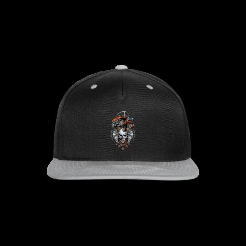 Yamaha UTV Shirt - Snap-back Baseball Cap