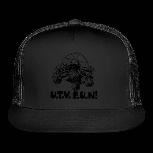 UTV fun jump - Trucker Cap