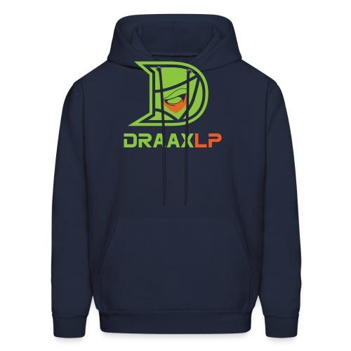 Men's T-Shirt Green/Orange Logo - Men's Hoodie