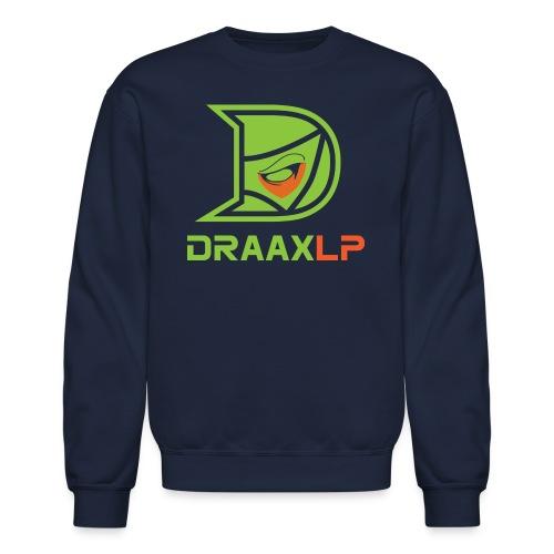 Men's T-Shirt Green/Orange Logo - Crewneck Sweatshirt