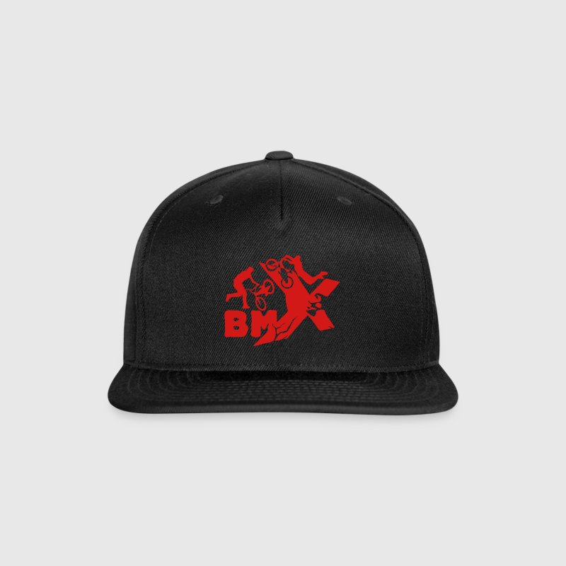 BMX Riders Snap-back Cap - Snap-back Baseball Cap