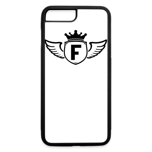 F7YGUY buttons 5pack - iPhone 7 Plus/8 Plus Rubber Case