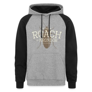 Roach of Krondor T-Shirt - Colorblock Hoodie