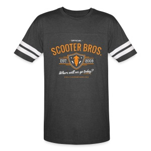 Scooter Bros T-Shirt - Vintage Sport T-Shirt