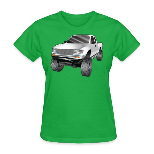 Lifted '95 Toyota Tacoma Shirt - Women's T-Shirt