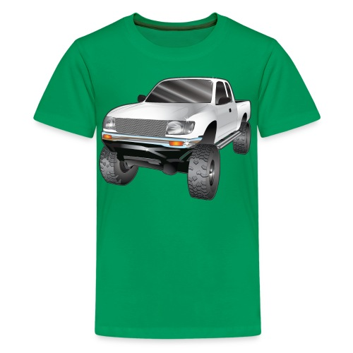 Lifted '95 Toyota Tacoma Shirt - Kids' Premium T-Shirt