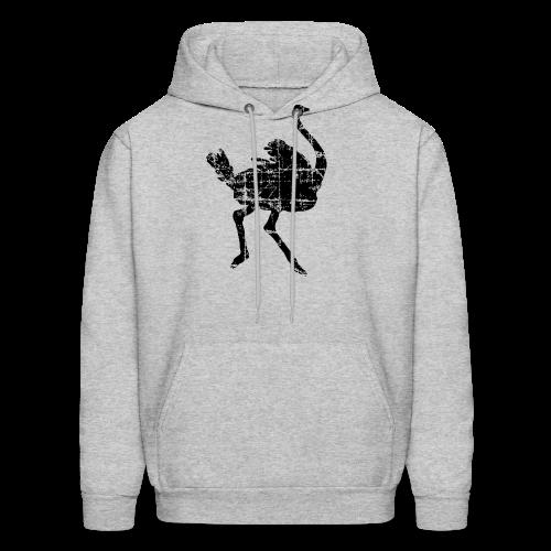 Ostrich T-Shirt - Men's Hoodie