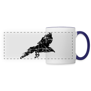 Raven T-Shirt - Panoramic Mug