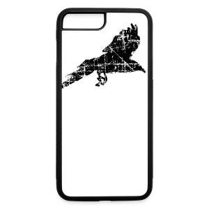 Raven T-Shirt - iPhone 7 Plus/8 Plus Rubber Case