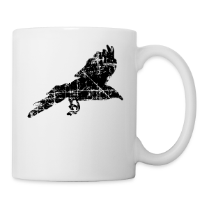 Raven T-Shirt - Coffee/Tea Mug